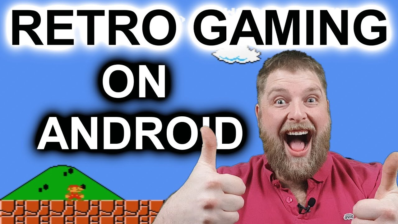 Play RETRO Games On Amazon Firestick , Or Any Android Device