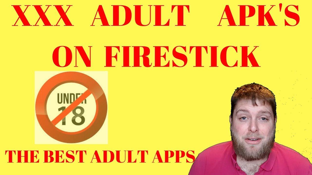 The Best PREMIUM XXX Adult Apk's on Firestick / Android .