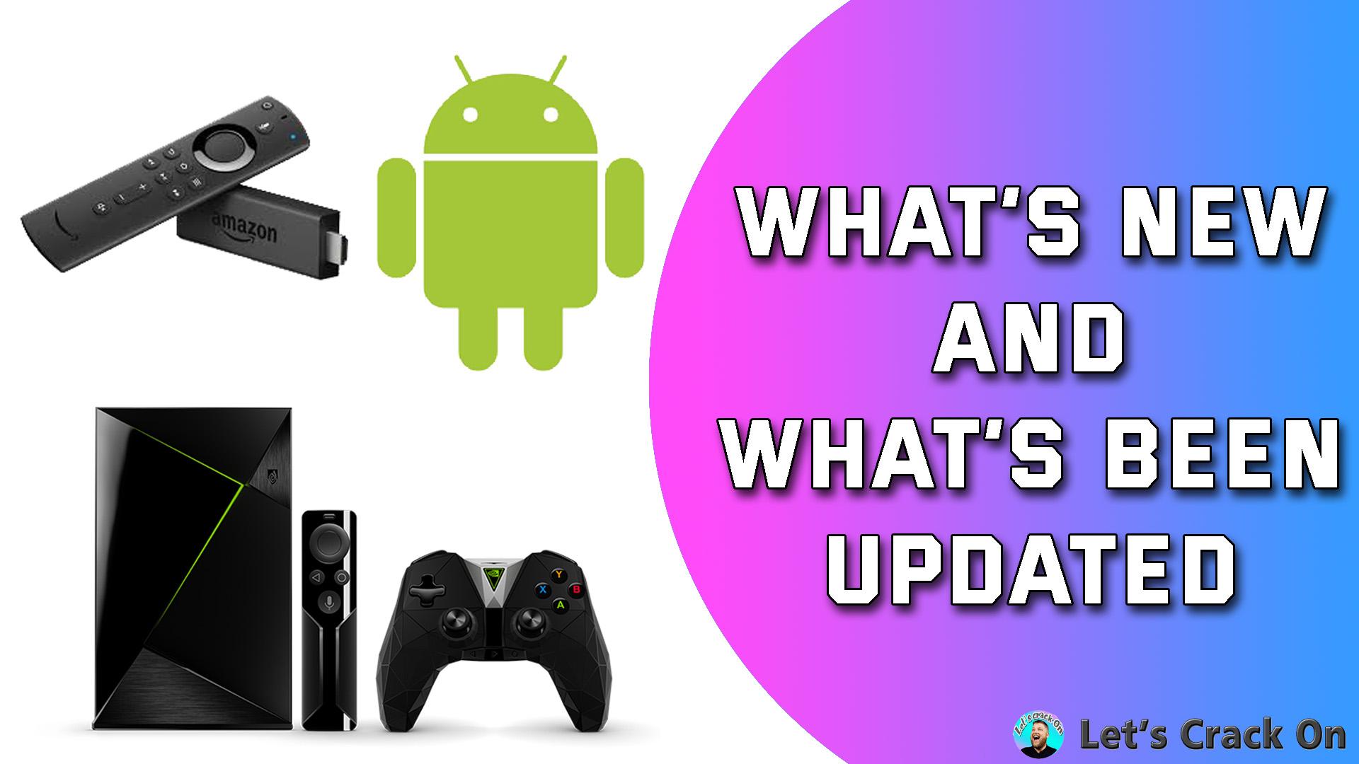 APK updates