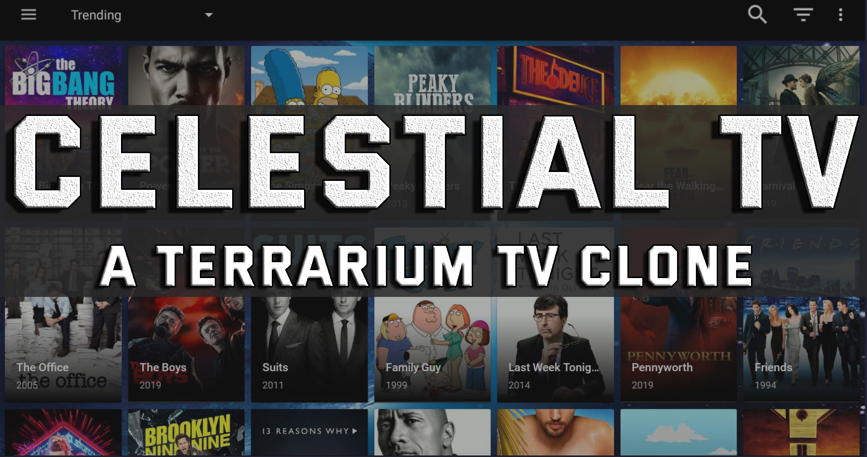 Celestial TV Apk Download