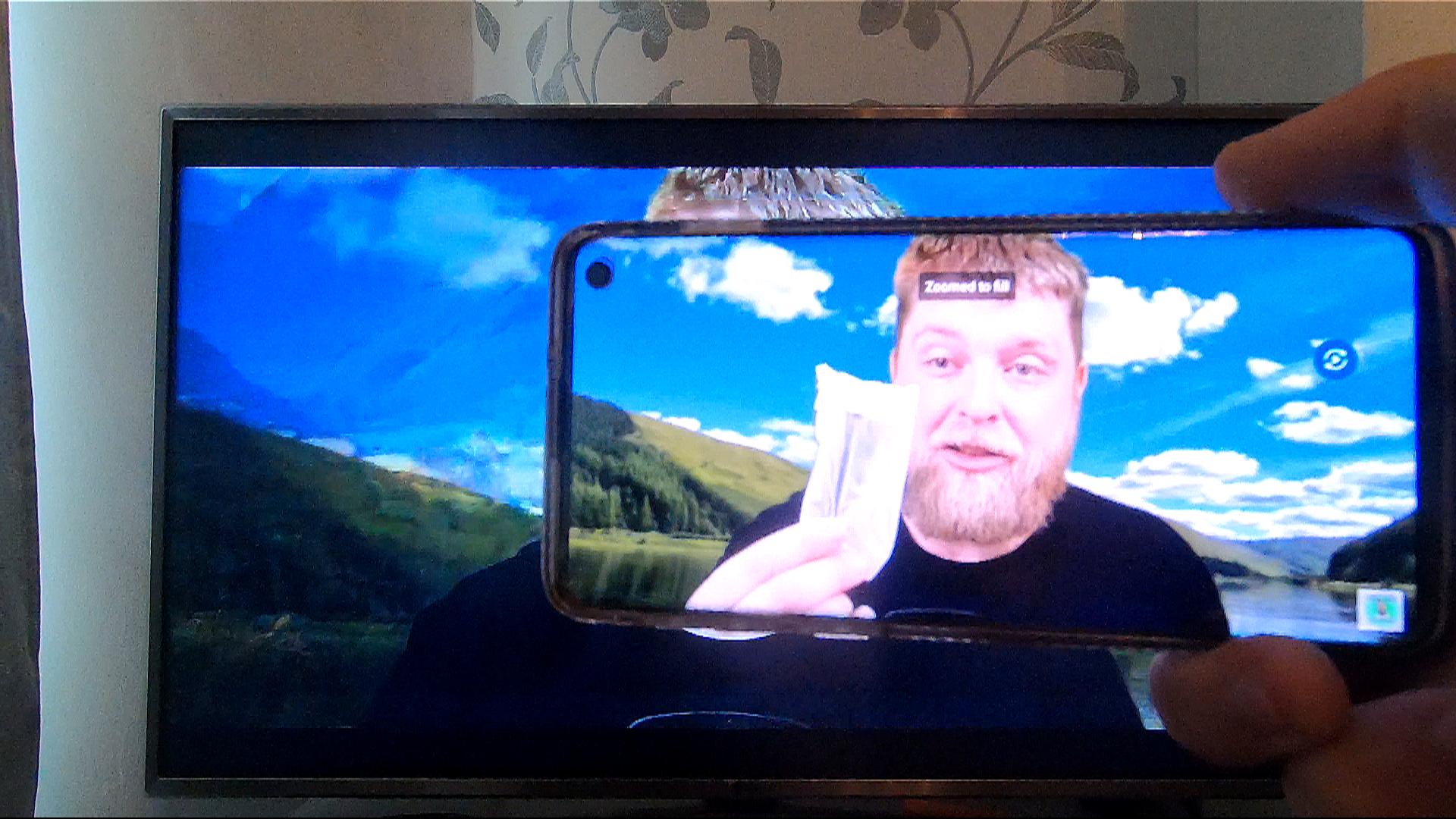 Screen Mirror Phone To Firestick