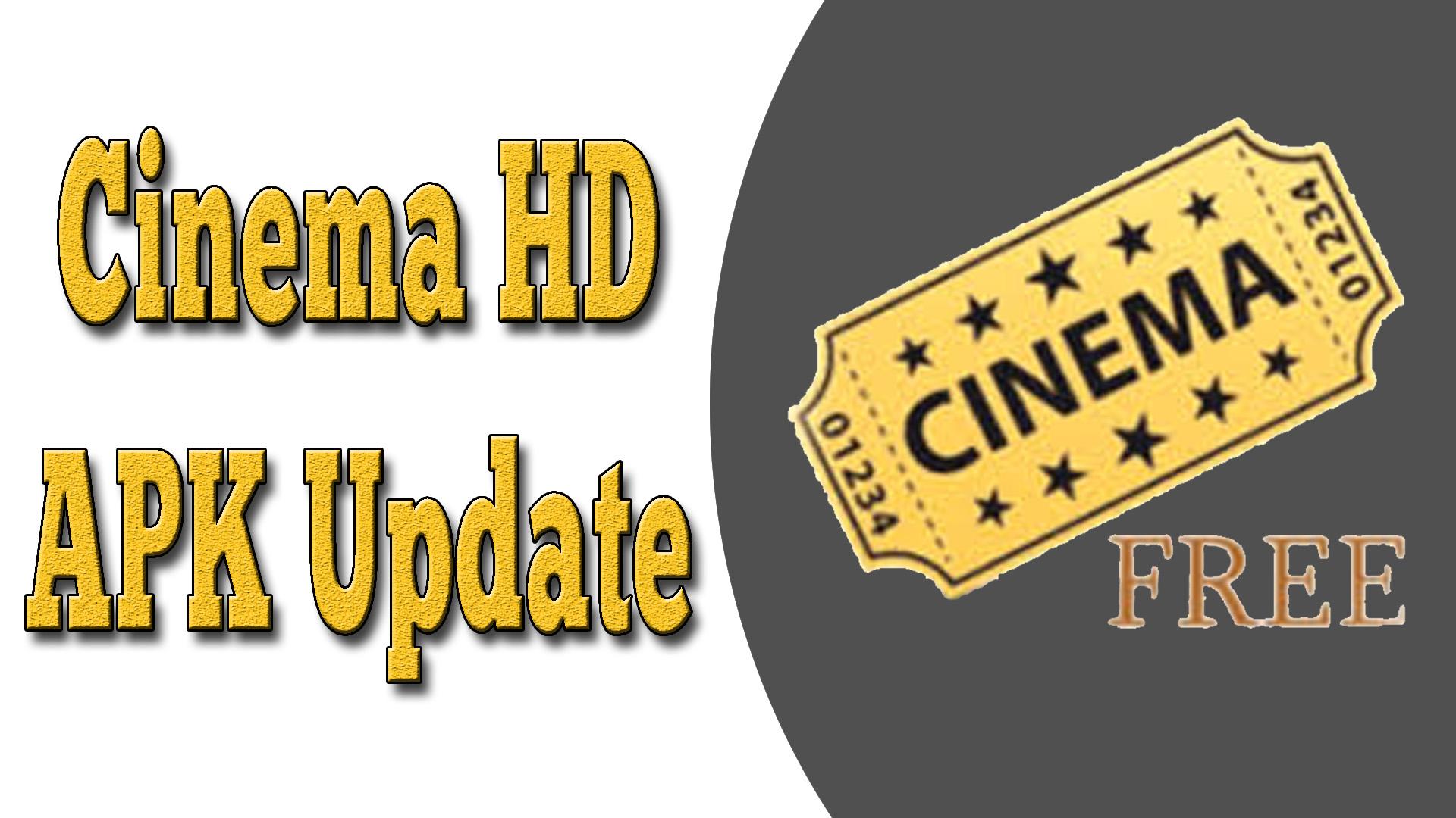 Cinema HD Apk Update