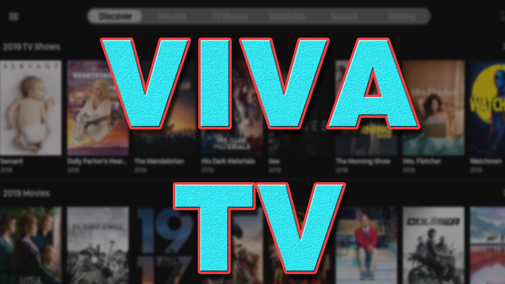 VIVA TV Apk