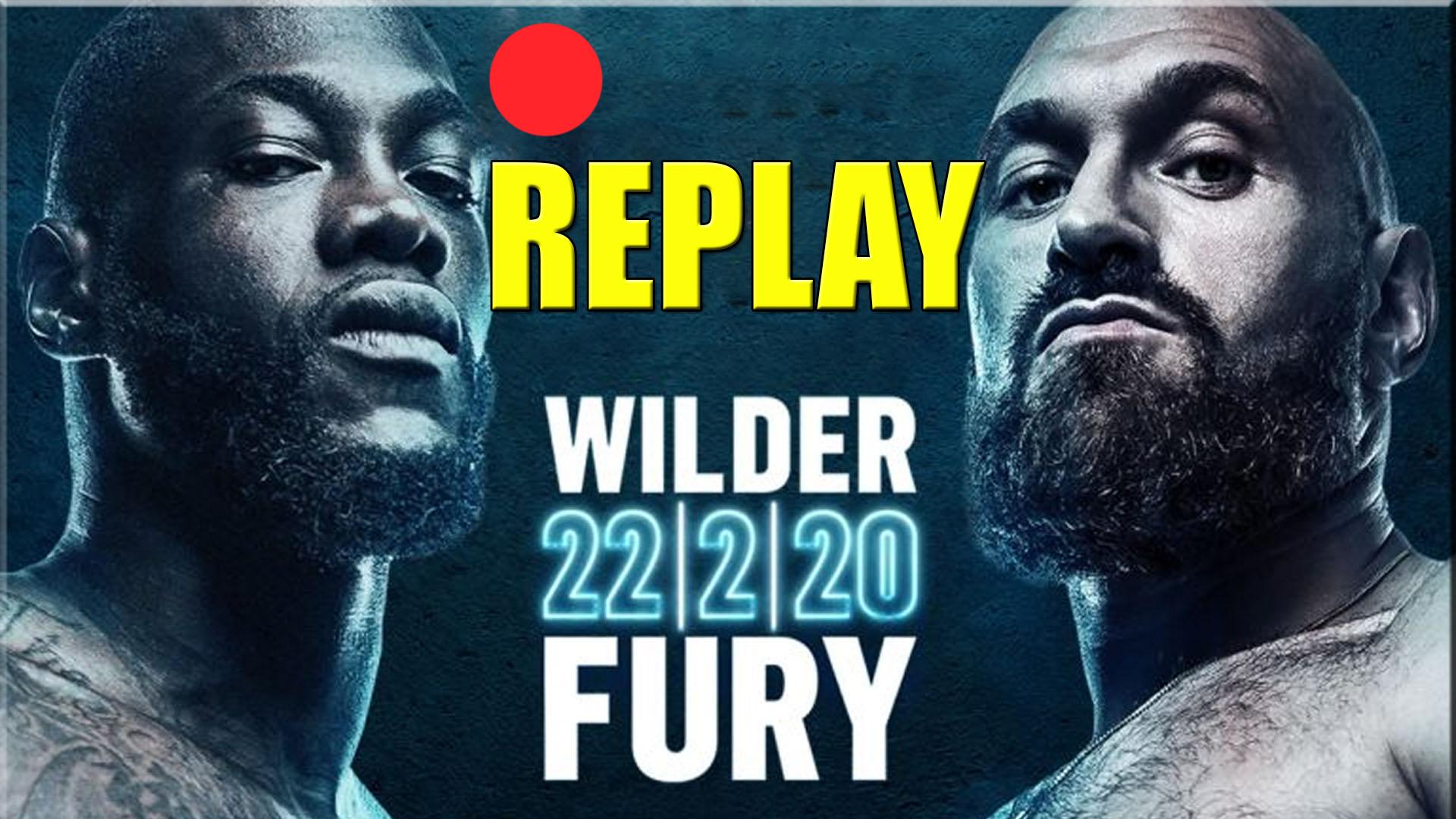 Wilder Fury 2 Replay