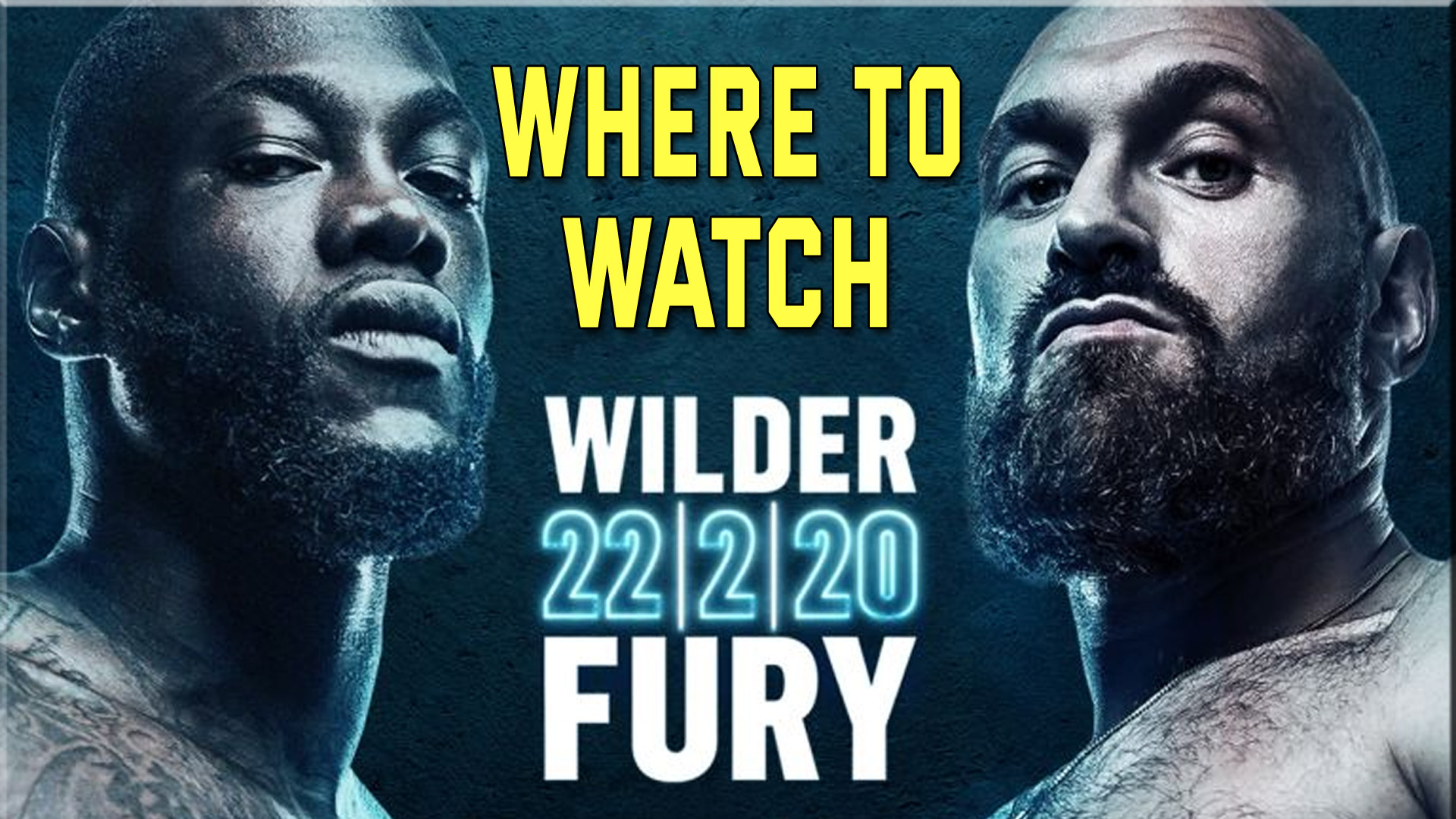 Wilder v Fury 2 Free
