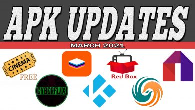 APK Updates March 2021