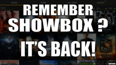 Showbox Is Back 2021
