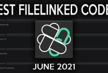 Best Filelinked Codes June 2021