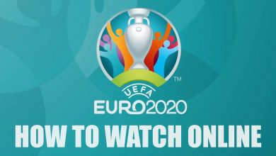 How to watch Euro 2020 online