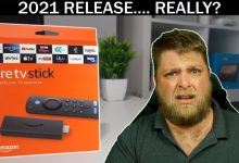 New Fire TV Stick 2021 Release