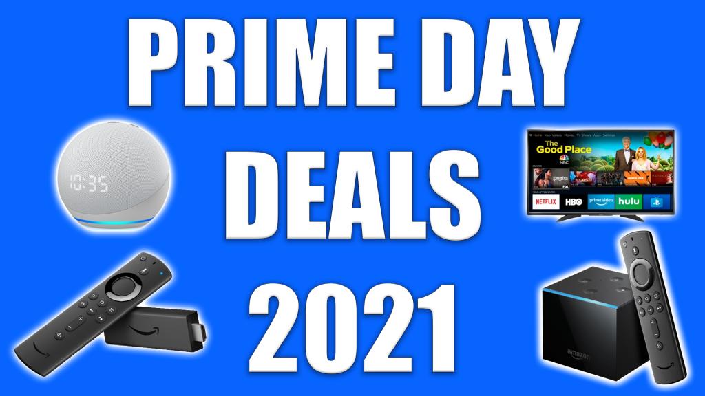 Prime Day Deals 2021
