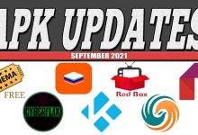 APK Updates September 2021
